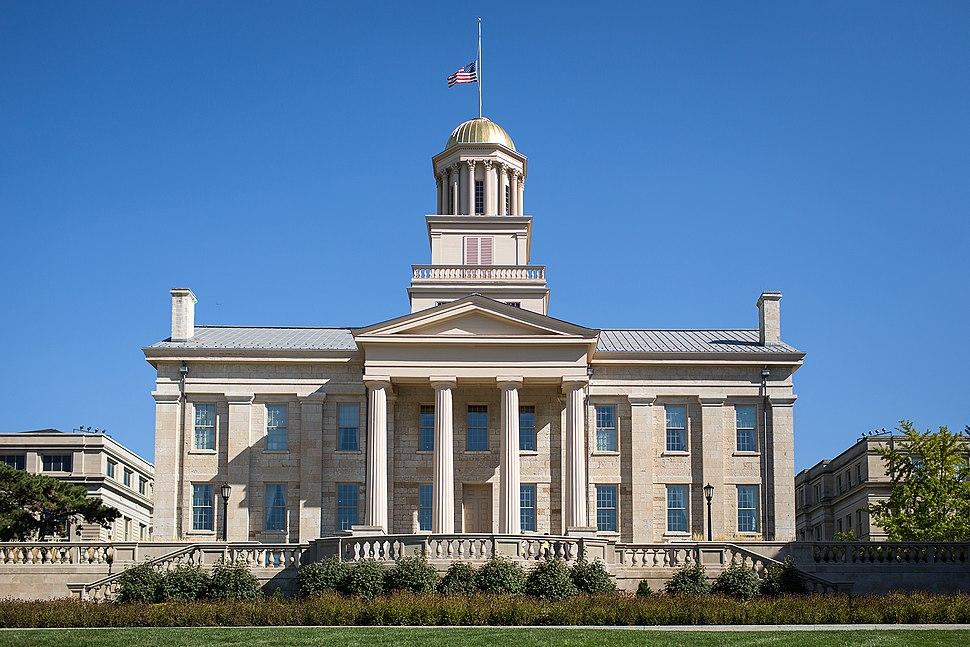 Iowa Old Capitol IMG 3198