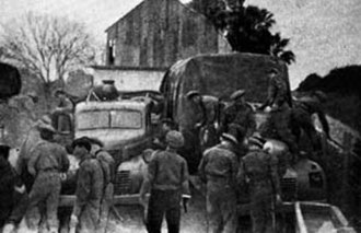 Acre Prison break - Irgun men disguised as British soldiers.