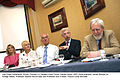 Irish Press Conference, Dublin Pictured (l-r) Senator Averil Power, Marian Harkin, MEP, David Andrews, former Minister for Foreign Affairs, Professor Damian McCormack and Professor Eoin O'Brien.jpg