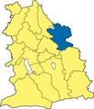 Irschenberg - Lage im Landkreis.png
