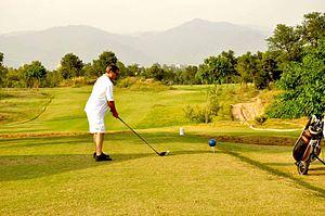 Islamabad golf Club
