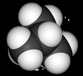 Isobutane - Image: Isobutane 3
