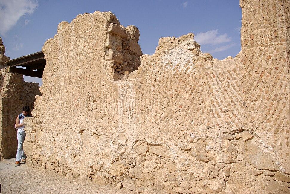 Israel Masada BW 15