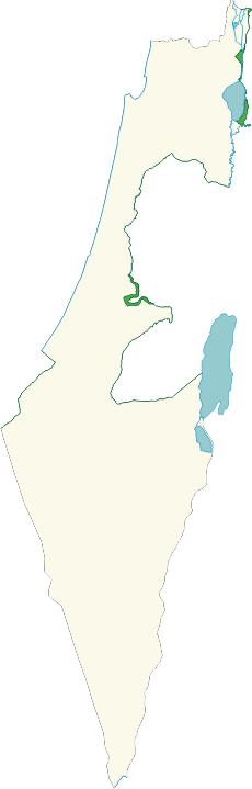 Israel green lines