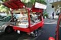 Italienischer Espresso vor dem Konsulatsgebäude Köln.JPG