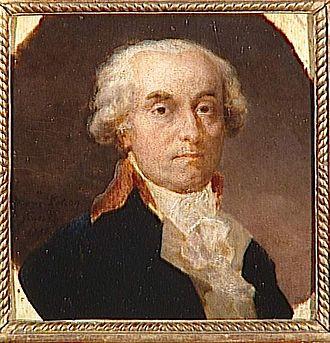 Jérôme Pétion de Villeneuve - Jérôme Pétion de Villeneuve, by Jean Urbain Guerin