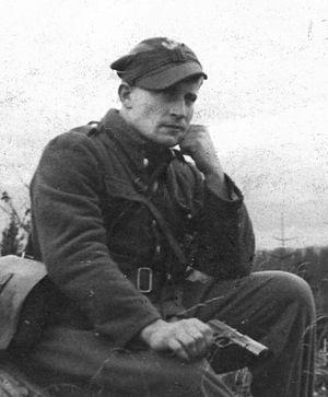 """Józef Kuraś - Józef Kuraś """"Ogień"""""""