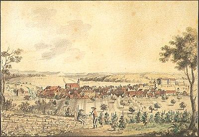 JC Partzschefeldt - Tübingen von Mitternachtsseite Guache ca.1796 Inv.2963 (TAM07).jpg