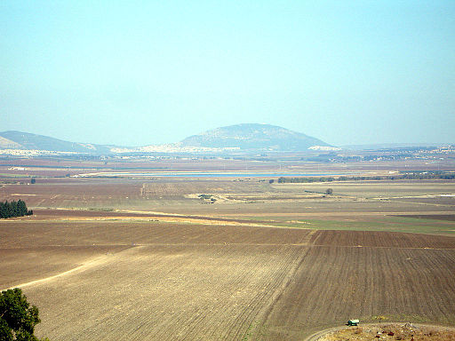 JPF-Jezreel Valley and Mount Tabor