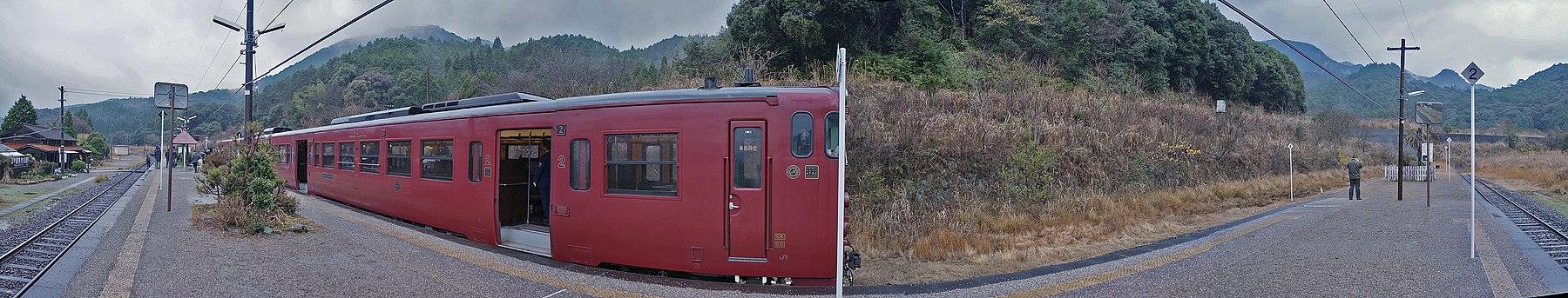 JR Masaki station , JR 肥薩線 真幸駅 - panoramio (3).jpg