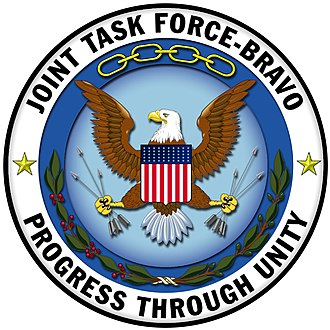 United States Southern Command - Image: JTFB logo