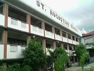Tanza, Cavite - Saint Augustine School
