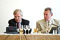 Jaap de Hoop Scheffer and Giles Merritt (4729354387).jpg