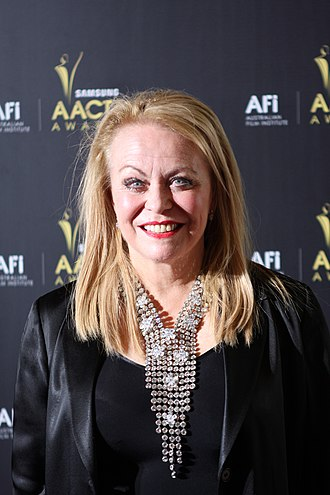 Jacki Weaver - Weaver at the AACTA Awards in Sydney, 31 January 2012