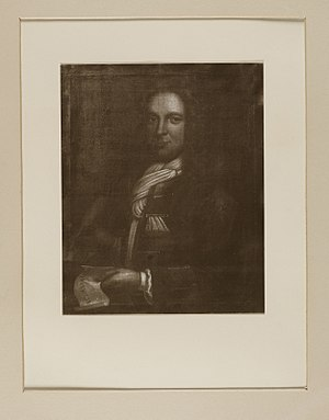 Thomas Rattray - Image: Jacobite broadside Portrait of Bish Thomas RATTRAY (1688 1743)
