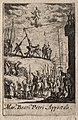 Jacques Callot - The Martyrdom of the Apostles- St. Peter - 1958.432 - Cleveland Museum of Art.jpg
