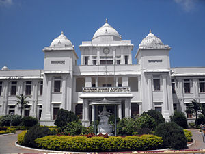 Jaffna: Jaffna library