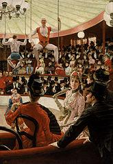Women of Paris: The Circus Lover