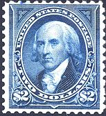 James Madison 1894 Issue-2$
