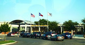 James Madison High School (San Antonio) - Image: James Madison HS 01