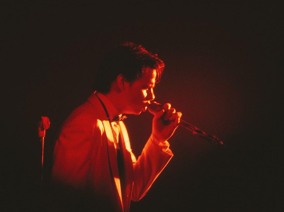 James White 1981 2 (cropped)