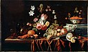 Jan Frans van Son (Attr.) - Still-life with Fruit, Flowers and Crayfish - Google Art Project.jpg