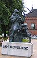 Jan Heweliusz Monument.jpg