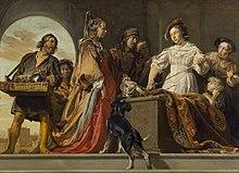 Achilles in Trojan War