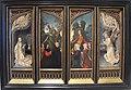 Jan provost, annunciazione e santi (ali di altare), 1510 ca..JPG