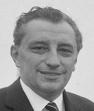 Jan van Aartsen - Jan van Aartsen in 1965