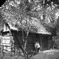 Janezkov hram na Tolstem Vrhu (Globoko), Janez Šušteršič, Pristava 1952.jpg