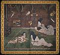 Japanese - Messenger of Love (Fumitsukai byōbu-e) - Google Art Project.jpg