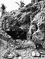 Japanese gun in pillbox on Guam.jpg