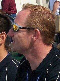 Jaques Lazier American racing driver