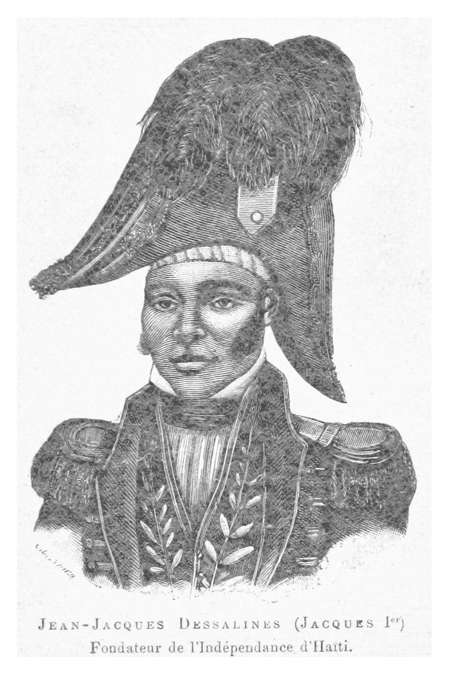 Jean-Jaques Dessalines (Fondateur de l'Independance d'Haiti)