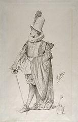Cavalier néerlandais