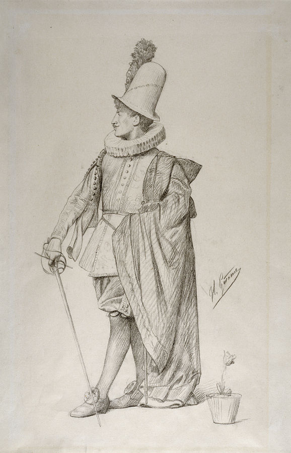 Dutch Cavalier