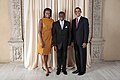 Jean-Marie Ehouzou with Obamas.jpg