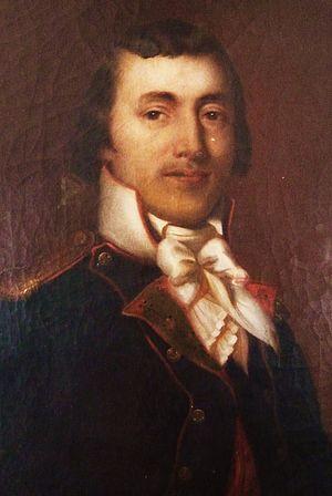 Battle of Cogorderos - Brig-General Jean-André Valletaux.