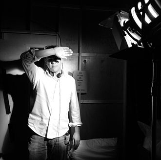Jeff Vlaming - Image: Jeff on set II