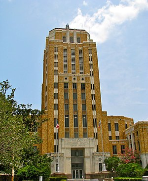 Jefferson County, Texas - Image: Jeffersoncountycourt house 3