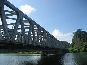 Leupung - A bridge in Leupung