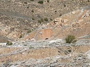National Register of Historic Places listings in Sevier County, Utah - Image: Jenson Lime Kiln Richfield Utah
