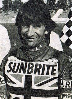 Jeremy Doncaster British speedway rider