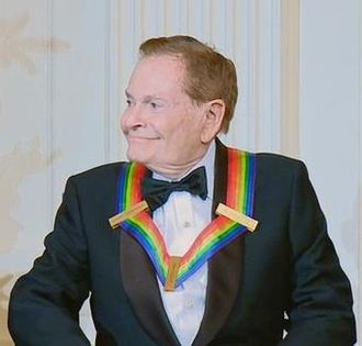 Jerry Herman - Herman at the White House for the 2010 Kennedy Center Honors
