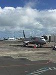 Jetstar A320 at Auckland Airport (29384637192).jpg