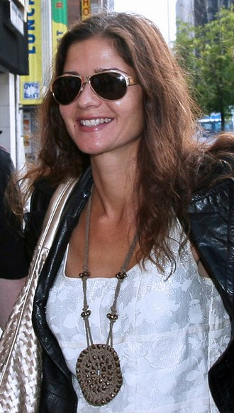 Jill Hennessy - Hennessy at the 2008 Toronto International Film Festival