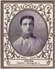 Jimmy Archer, Chicago Cubs, baseball card portrait LCCN2007683734.tif