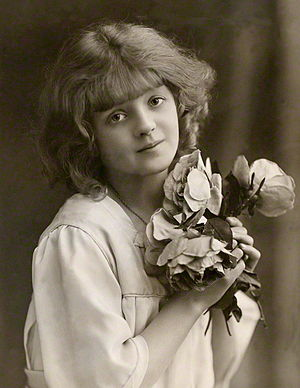 Joan Morgan - Joan Morgan in 1917