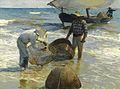 Joaquín Sorolla y Bastida - Los pescadores valencianos.jpg